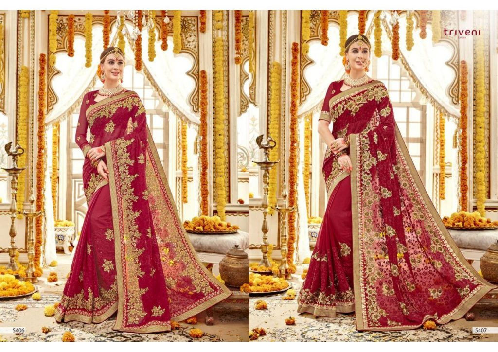 - IMG 20181207 WA0237 1024x724 - Triveni sarees ujjval designer red Bridal Saree catalogue in wholesale price surat  - IMG 20181207 WA0237 1024x724 - Triveni sarees ujjval designer red Bridal Saree catalogue in wholesale price surat