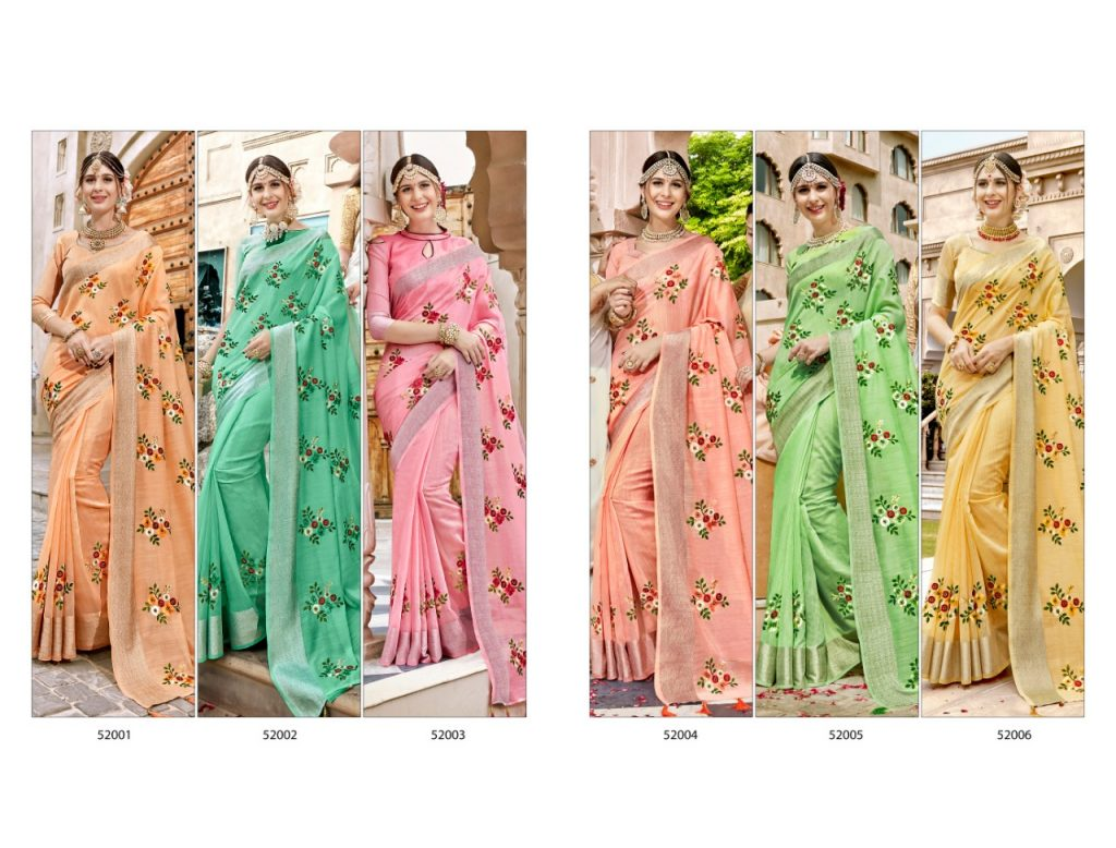 - IMG 20181210 WA0110 1024x778 - Saroj mehbooba linen floral printed saree Catalogue wholesaler of surat brand  - IMG 20181210 WA0110 1024x778 - Saroj mehbooba linen floral printed saree Catalogue wholesaler of surat brand