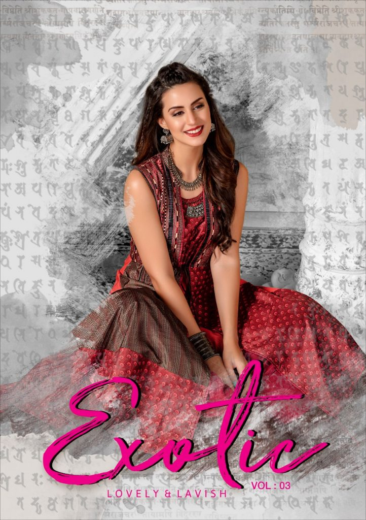 - IMG 20181227 WA0191 722x1024 - S4U Exotic vol 3 designer partywear fancy kurtis catalogue supplier Surat best rate  - IMG 20181227 WA0191 722x1024 - S4U Exotic vol 3 designer partywear fancy kurtis catalogue supplier Surat best rate