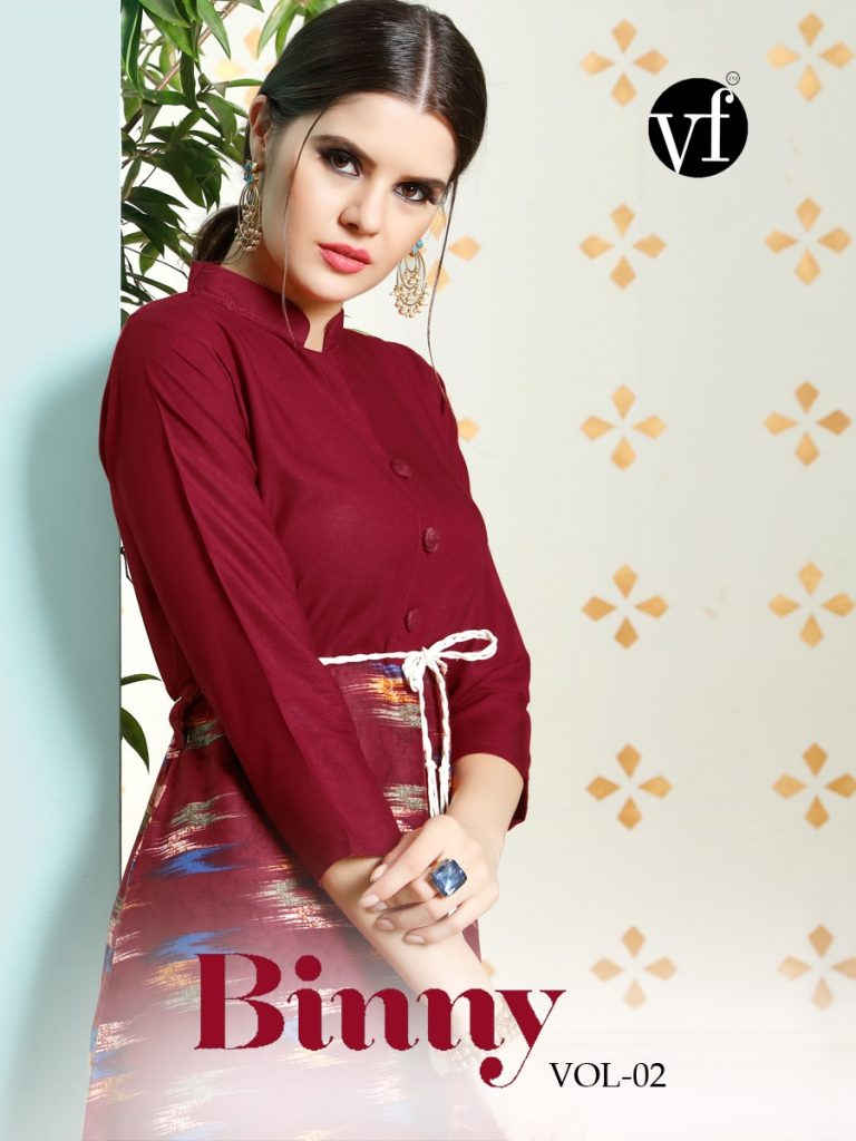 - IMG 20190103 WA0254 1 768x1024 - VF India Binny vol 2 printed long rayon kurti catalogue wholesale price dealer in surat  - IMG 20190103 WA0254 1 768x1024 - VF India Binny vol 2 printed long rayon kurti catalogue wholesale price dealer in surat