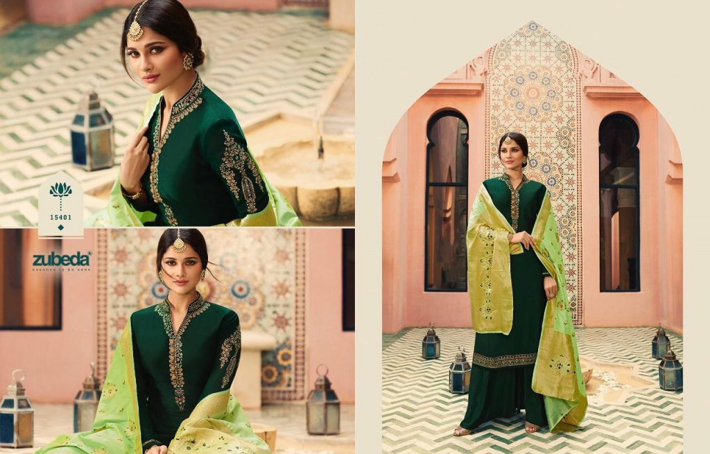 - IMG 20190104 WA0240 1024x655 - Zubeda nyra banarasi vol 2 heavy embroidered sharara style salwaar suit catalogue roshani dealer surat  - IMG 20190104 WA0240 1024x655 - Zubeda nyra banarasi vol 2 heavy embroidered sharara style salwaar suit catalogue roshani dealer surat