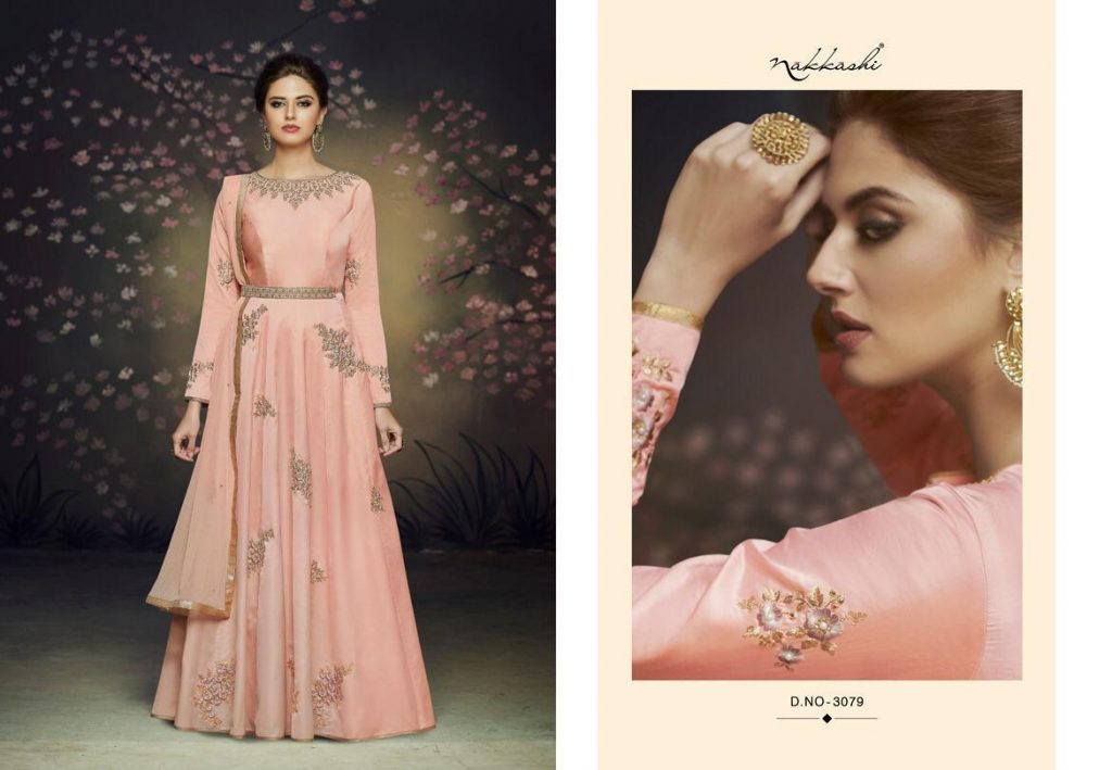 - IMG 20190120 WA0229 1024x709 - Nakkashi rare exclusive designer readymade gown catalogue from surat dealer best price  - IMG 20190120 WA0229 1024x709 - Nakkashi rare exclusive designer readymade gown catalogue from surat dealer best price