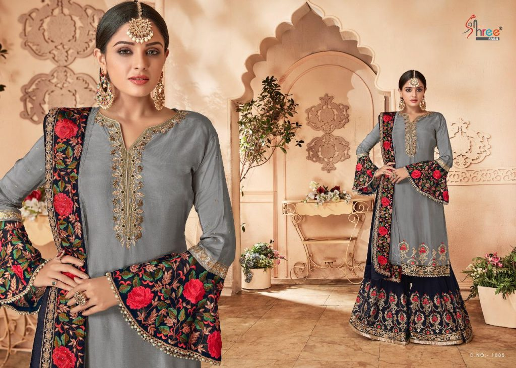 - IMG 20190121 WA0274 1024x730 - Shree fabs shehnai vol 17 bridal collection party wear sharara style salwaar suit catalogue from surat wholesaler best price  - IMG 20190121 WA0274 1024x730 - Shree fabs shehnai vol 17 bridal collection party wear sharara style salwaar suit catalogue from surat wholesaler best price