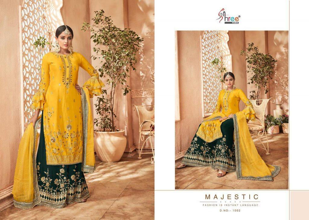 - IMG 20190121 WA0276 1024x730 - Shree fabs shehnai vol 17 bridal collection party wear sharara style salwaar suit catalogue from surat wholesaler best price  - IMG 20190121 WA0276 1024x730 - Shree fabs shehnai vol 17 bridal collection party wear sharara style salwaar suit catalogue from surat wholesaler best price