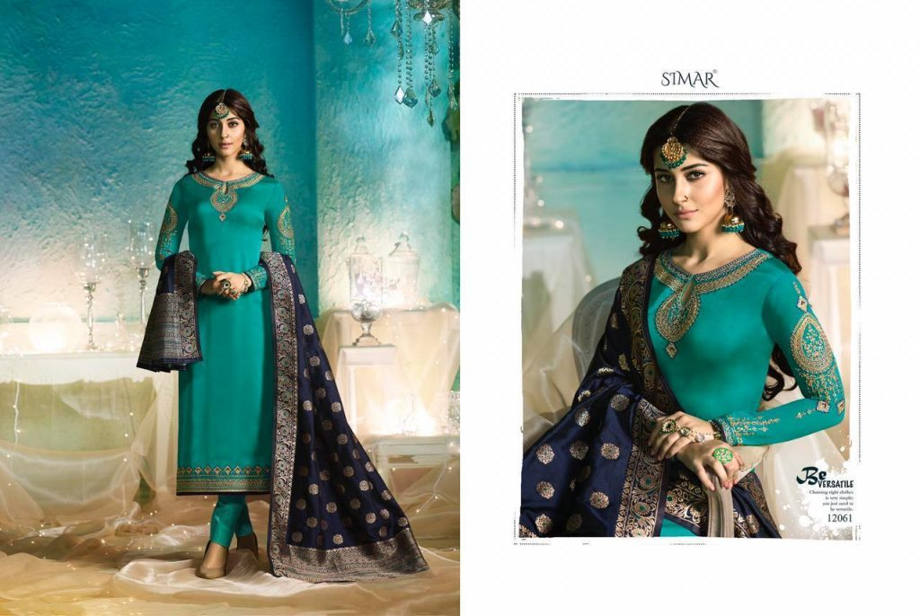 - IMG 20190125 WA0130 1 1024x686 - Glossy Naam Shabana Banaras dupatta party wear suit collection at best price in online  - IMG 20190125 WA0130 1 1024x686 - Glossy Naam Shabana Banaras dupatta party wear suit collection at best price in online