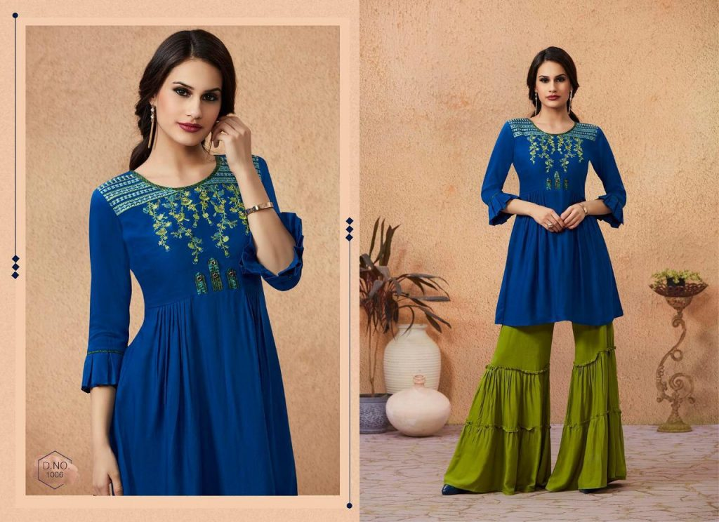 Kajree fashio Mandonna vol 3 designer dhoti Patiala kurti set catalogue supplier Surat at best price - IMG 20190129 WA0100 1024x744 - Kajree fashio Mandonna vol 3 designer dhoti Patiala kurti set catalogue supplier Surat at best price Kajree fashio Mandonna vol 3 designer dhoti Patiala kurti set catalogue supplier Surat at best price - IMG 20190129 WA0100 1024x744 - Kajree fashio Mandonna vol 3 designer dhoti Patiala kurti set catalogue supplier Surat at best price