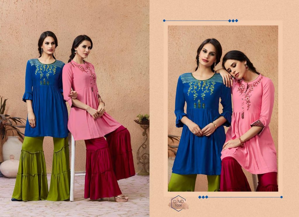Kajree fashio Mandonna vol 3 designer dhoti Patiala kurti set catalogue supplier Surat at best price - IMG 20190129 WA0102 1024x744 - Kajree fashio Mandonna vol 3 designer dhoti Patiala kurti set catalogue supplier Surat at best price Kajree fashio Mandonna vol 3 designer dhoti Patiala kurti set catalogue supplier Surat at best price - IMG 20190129 WA0102 1024x744 - Kajree fashio Mandonna vol 3 designer dhoti Patiala kurti set catalogue supplier Surat at best price