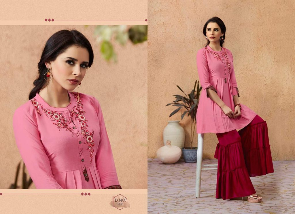 Kajree fashio Mandonna vol 3 designer dhoti Patiala kurti set catalogue supplier Surat at best price - IMG 20190129 WA0105 1024x744 - Kajree fashio Mandonna vol 3 designer dhoti Patiala kurti set catalogue supplier Surat at best price Kajree fashio Mandonna vol 3 designer dhoti Patiala kurti set catalogue supplier Surat at best price - IMG 20190129 WA0105 1024x744 - Kajree fashio Mandonna vol 3 designer dhoti Patiala kurti set catalogue supplier Surat at best price