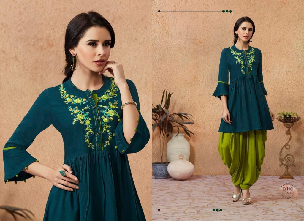 Kajree fashio Mandonna vol 3 designer dhoti Patiala kurti set catalogue supplier Surat at best price - IMG 20190129 WA0108 1024x744 - Kajree fashio Mandonna vol 3 designer dhoti Patiala kurti set catalogue supplier Surat at best price Kajree fashio Mandonna vol 3 designer dhoti Patiala kurti set catalogue supplier Surat at best price - IMG 20190129 WA0108 1024x744 - Kajree fashio Mandonna vol 3 designer dhoti Patiala kurti set catalogue supplier Surat at best price