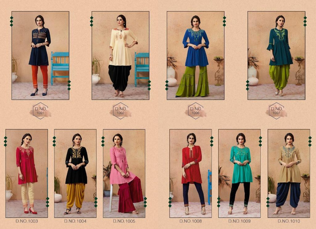 Kajree fashio Mandonna vol 3 designer dhoti Patiala kurti set catalogue supplier Surat at best price - IMG 20190129 WA0110 1024x744 - Kajree fashio Mandonna vol 3 designer dhoti Patiala kurti set catalogue supplier Surat at best price Kajree fashio Mandonna vol 3 designer dhoti Patiala kurti set catalogue supplier Surat at best price - IMG 20190129 WA0110 1024x744 - Kajree fashio Mandonna vol 3 designer dhoti Patiala kurti set catalogue supplier Surat at best price