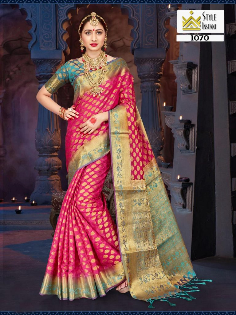 - IMG 20190221 WA0183 2 768x1024 - Style instant banarasi silk vol 2 partywear designer saree catalogue wholesale price surat  - IMG 20190221 WA0183 2 768x1024 - Style instant banarasi silk vol 2 partywear designer saree catalogue wholesale price surat