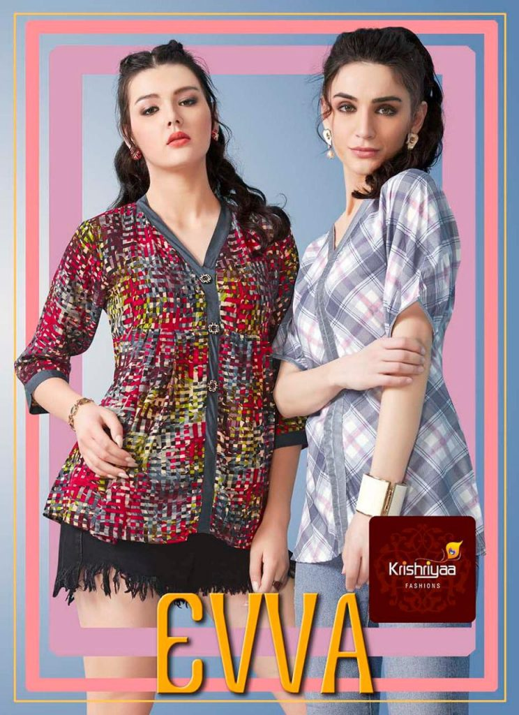 - IMG 20190228 WA0266 744x1024 - Krishriyaa Evva designer printed short tops catalog wholesale price surat India  - IMG 20190228 WA0266 744x1024 - Krishriyaa Evva designer printed short tops catalog wholesale price surat India