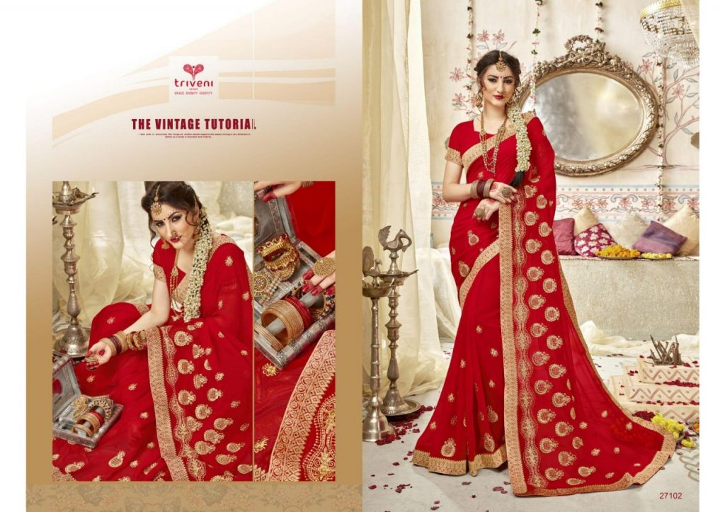 - IMG 20190228 WA0565 1024x723 - Triveni swarnpari Fancy designer red colour Saree Catalog wholesale price surat  - IMG 20190228 WA0565 1024x723 - Triveni swarnpari Fancy designer red colour Saree Catalog wholesale price surat