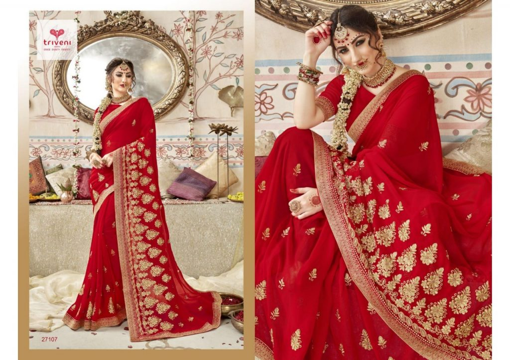 - IMG 20190228 WA0566 1024x723 - Triveni swarnpari Fancy designer red colour Saree Catalog wholesale price surat  - IMG 20190228 WA0566 1024x723 - Triveni swarnpari Fancy designer red colour Saree Catalog wholesale price surat