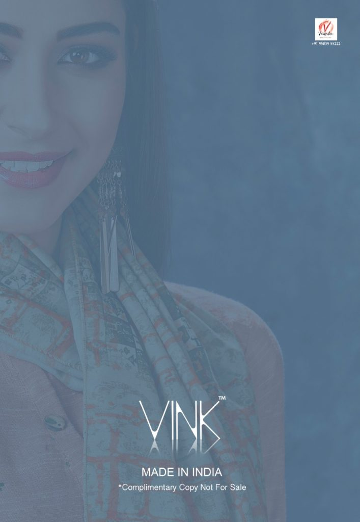 - IMG 20190306 WA0553 707x1024 - Vink by Vista Lifestyle shades vol 2 Designer kurtis with stole catalog wholesale price surat