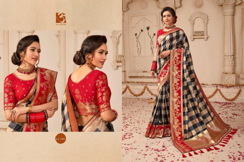 - IMG 20190312 WA0174 1024x682 - Aloukik Attires Indian Heritage AA 1201- AA 1209 Series designer Wedding wear silk saree catalog wholesale price surat  - IMG 20190312 WA0174 1024x682 - Aloukik Attires Indian Heritage AA 1201- AA 1209 Series designer Wedding wear silk saree catalog wholesale price surat