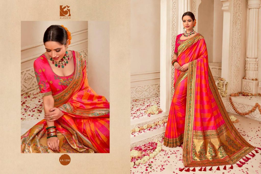 - IMG 20190312 WA0175 1024x682 - Aloukik Attires Indian Heritage AA 1201- AA 1209 Series designer Wedding wear silk saree catalog wholesale price surat  - IMG 20190312 WA0175 1024x682 - Aloukik Attires Indian Heritage AA 1201- AA 1209 Series designer Wedding wear silk saree catalog wholesale price surat