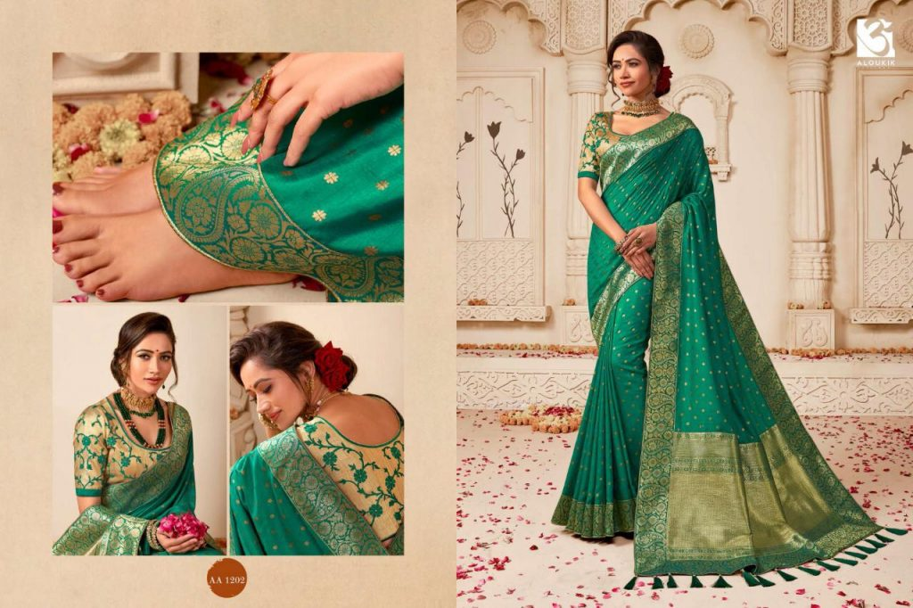 - IMG 20190312 WA0182 1024x682 - Aloukik Attires Indian Heritage AA 1201- AA 1209 Series designer Wedding wear silk saree catalog wholesale price surat  - IMG 20190312 WA0182 1024x682 - Aloukik Attires Indian Heritage AA 1201- AA 1209 Series designer Wedding wear silk saree catalog wholesale price surat