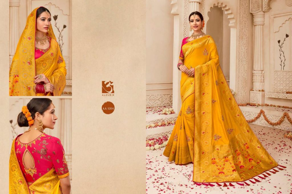 - IMG 20190312 WA0183 1024x682 - Aloukik Attires Indian Heritage AA 1201- AA 1209 Series designer Wedding wear silk saree catalog wholesale price surat  - IMG 20190312 WA0183 1024x682 - Aloukik Attires Indian Heritage AA 1201- AA 1209 Series designer Wedding wear silk saree catalog wholesale price surat