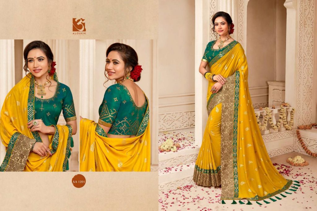 - IMG 20190312 WA0186 1024x682 - Aloukik Attires Indian Heritage AA 1201- AA 1209 Series designer Wedding wear silk saree catalog wholesale price surat  - IMG 20190312 WA0186 1024x682 - Aloukik Attires Indian Heritage AA 1201- AA 1209 Series designer Wedding wear silk saree catalog wholesale price surat