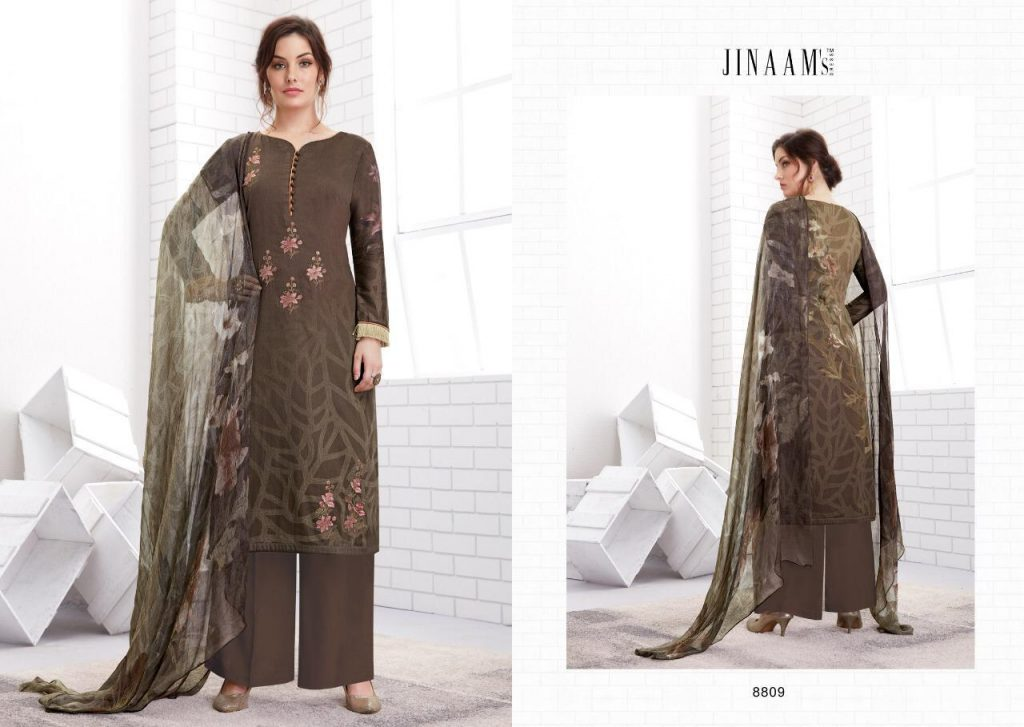 - IMG 20190320 WA0051 1024x727 - Jinaam dress Alia digital printed Cotton salwar suit Catalog in wholesale price Surat best rate