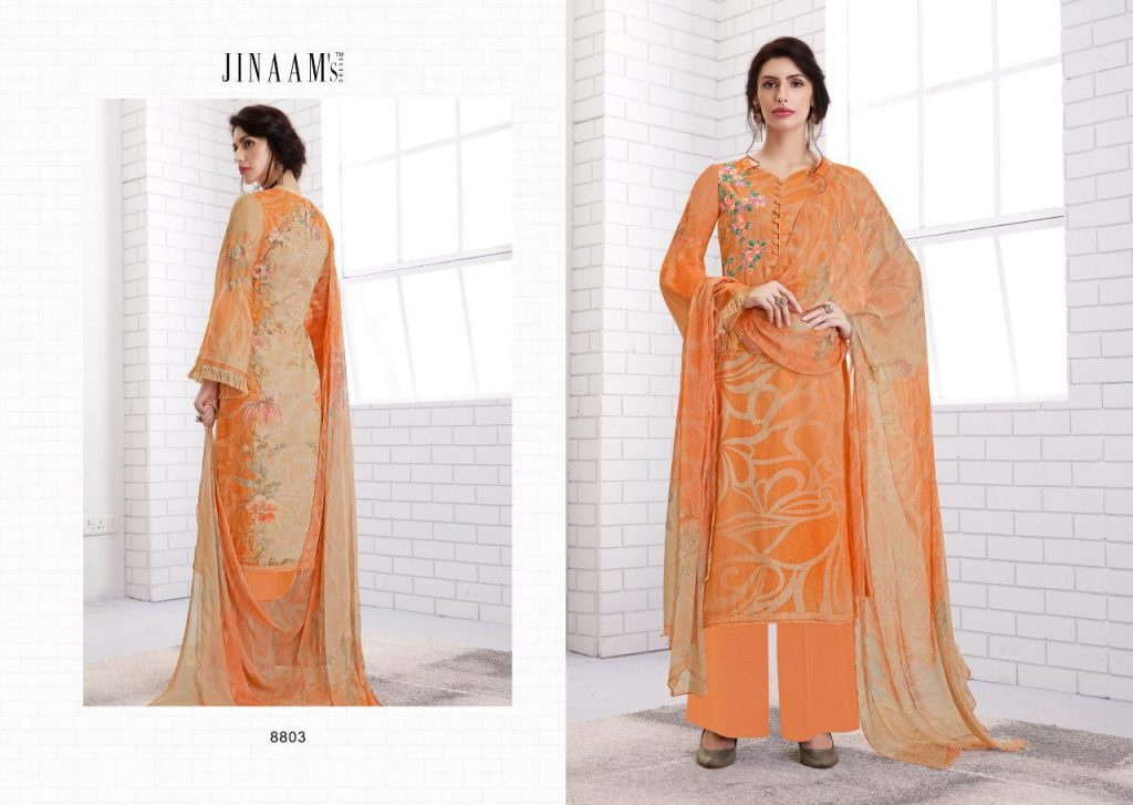 - IMG 20190320 WA0052 1024x727 - Jinaam dress Alia digital printed Cotton salwar suit Catalog in wholesale price Surat best rate