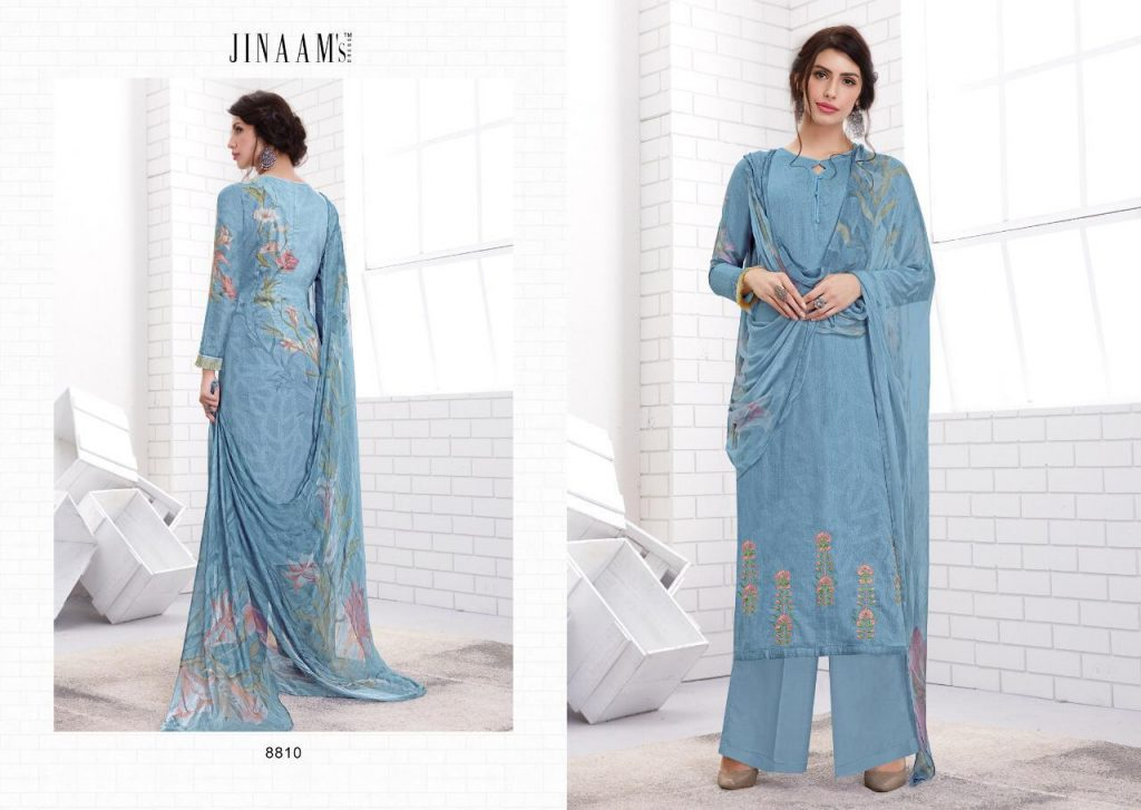 - IMG 20190320 WA0053 1024x727 - Jinaam dress Alia digital printed Cotton salwar suit Catalog in wholesale price Surat best rate
