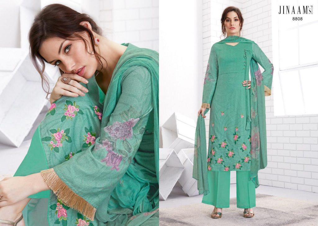 - IMG 20190320 WA0055 1024x727 - Jinaam dress Alia digital printed Cotton salwar suit Catalog in wholesale price Surat best rate