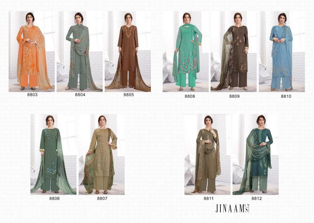 - IMG 20190320 WA0059 1024x727 - Jinaam dress Alia digital printed Cotton salwar suit Catalog in wholesale price Surat best rate