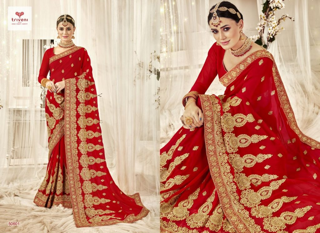 - IMG 20190320 WA0174 1024x744 - Triveni bandhan heavy work designer red colour saree catalog in wholesale price Surat best rate  - IMG 20190320 WA0174 1024x744 - Triveni bandhan heavy work designer red colour saree catalog in wholesale price Surat best rate
