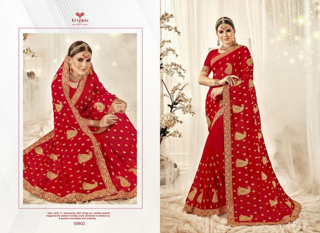 - IMG 20190320 WA0178 1024x744 - Triveni bandhan heavy work designer red colour saree catalog in wholesale price Surat best rate  - IMG 20190320 WA0178 1024x744 - Triveni bandhan heavy work designer red colour saree catalog in wholesale price Surat best rate