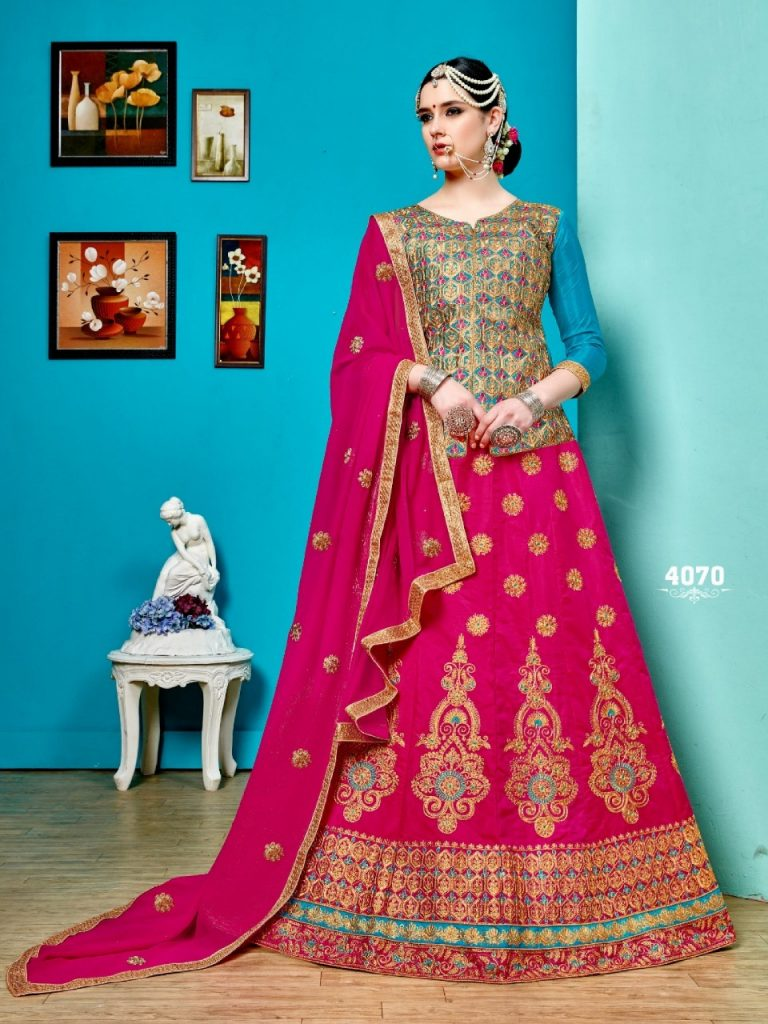 - IMG 20190329 WA0723 1 768x1024 - Sanskar style Saffron Stylish party wear lehenga catalog wholesale price Surat  - IMG 20190329 WA0723 1 768x1024 - Sanskar style Saffron Stylish party wear lehenga catalog wholesale price Surat