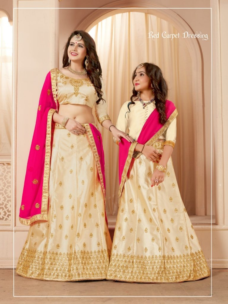 - IMG 20190329 WA0741 768x1024 - Sanskar style Moon and Star Designer Mon daughter stylish lehenga catalog wholesale price surat  - IMG 20190329 WA0741 768x1024 - Sanskar style Moon and Star Designer Mon daughter stylish lehenga catalog wholesale price surat
