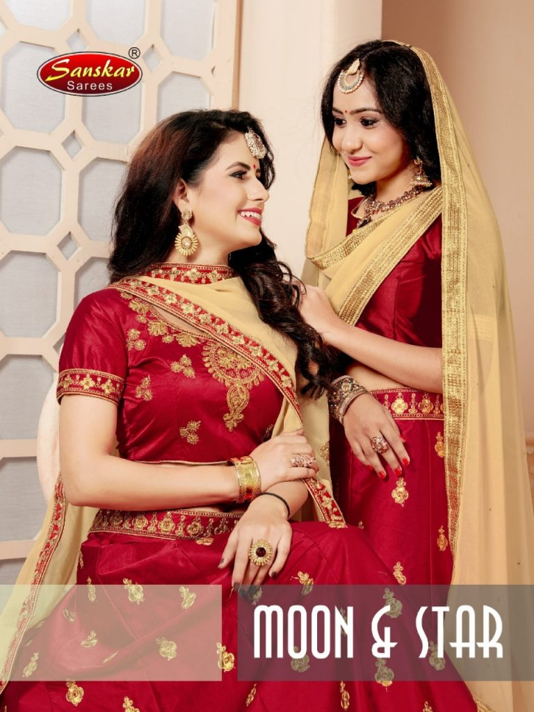 - IMG 20190329 WA0745 768x1024 - Sanskar style Moon and Star Designer Mon daughter stylish lehenga catalog wholesale price surat  - IMG 20190329 WA0745 768x1024 - Sanskar style Moon and Star Designer Mon daughter stylish lehenga catalog wholesale price surat