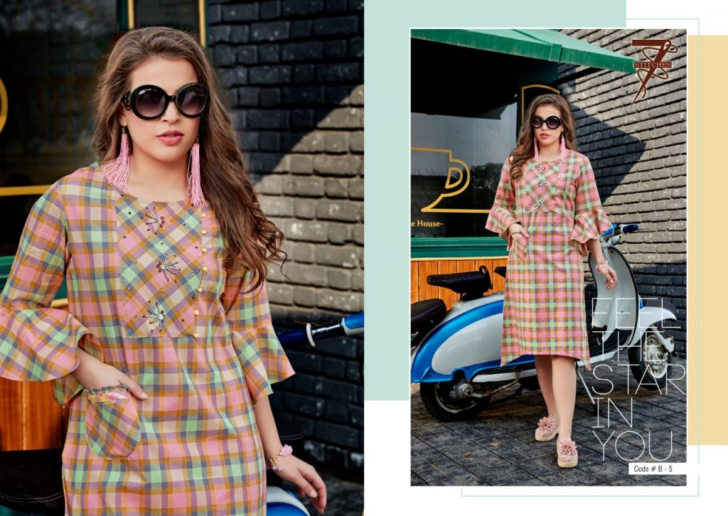 - IMG 20190404 WA0554 1024x726 - 7 stitches daizy check printed spring summer cotton kurti collection surat wholesaler best price  - IMG 20190404 WA0554 1024x726 - 7 stitches daizy check printed spring summer cotton kurti collection surat wholesaler best price