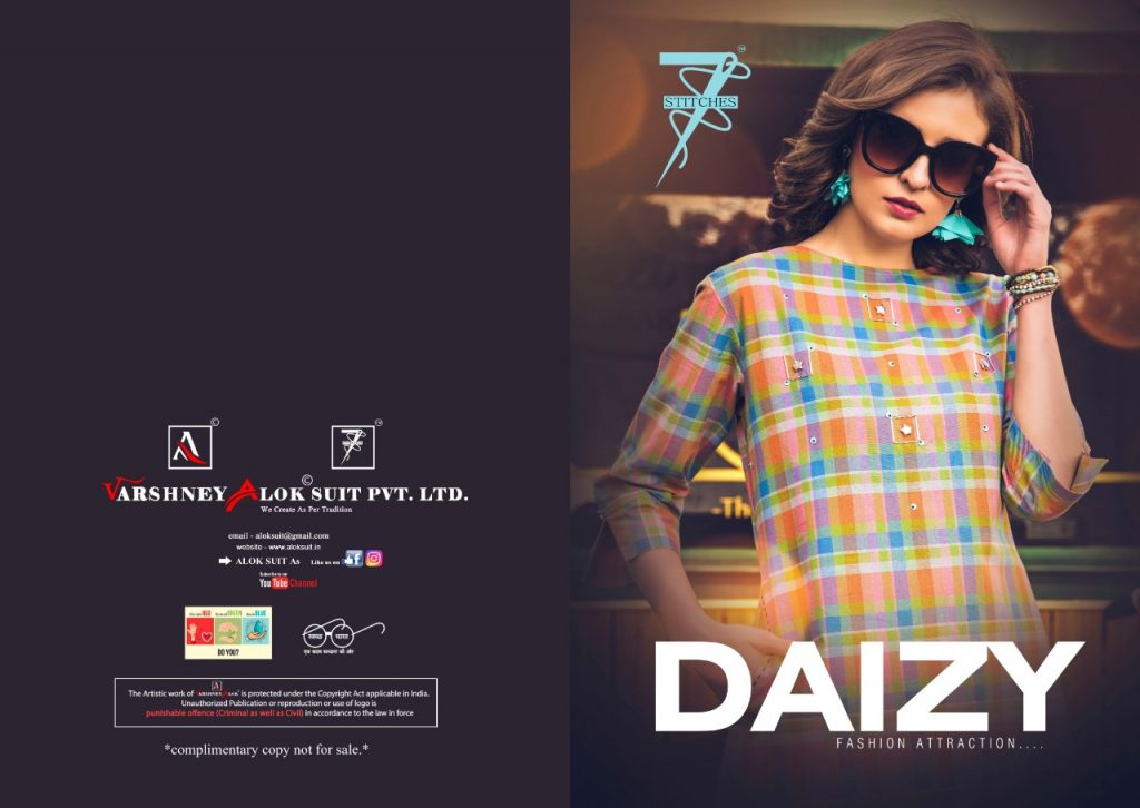 - IMG 20190404 WA0555 1024x726 - 7 stitches daizy check printed spring summer cotton kurti collection surat wholesaler best price  - IMG 20190404 WA0555 1024x726 - 7 stitches daizy check printed spring summer cotton kurti collection surat wholesaler best price