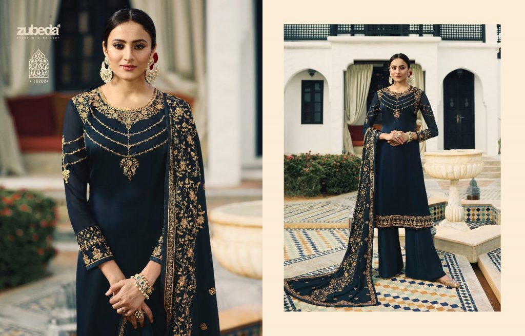 - IMG 20190405 WA0614 1024x655 - Zubeda Nirvaa Party wear straight salwar suit Catalog wholesale price Surat best rate  - IMG 20190405 WA0614 1024x655 - Zubeda Nirvaa Party wear straight salwar suit Catalog wholesale price Surat best rate