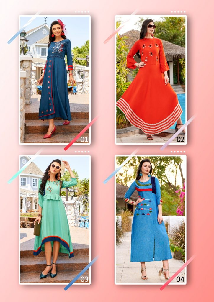 - IMG 20190406 WA0286 725x1024 - siya Dresses Rangjyot Herry Vol 1 Fancy Designer Rayon Kurtis Catalog Wholesale Price Surat Best Rate  - IMG 20190406 WA0286 725x1024 - siya Dresses Rangjyot Herry Vol 1 Fancy Designer Rayon Kurtis Catalog Wholesale Price Surat Best Rate