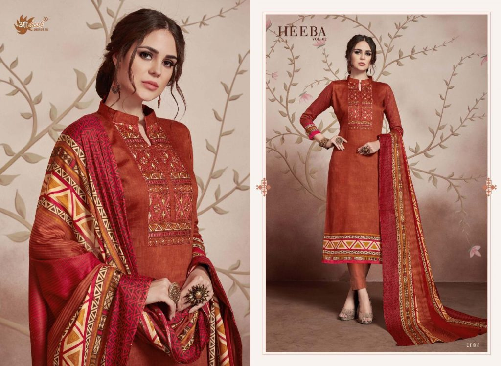 - IMG 20190409 WA0073 1024x749 - Aadesh nx heeba vol 2 pure Cotton salwaar suit catalogue surat wholesaler  - IMG 20190409 WA0073 1024x749 - Aadesh nx heeba vol 2 pure Cotton salwaar suit catalogue surat wholesaler