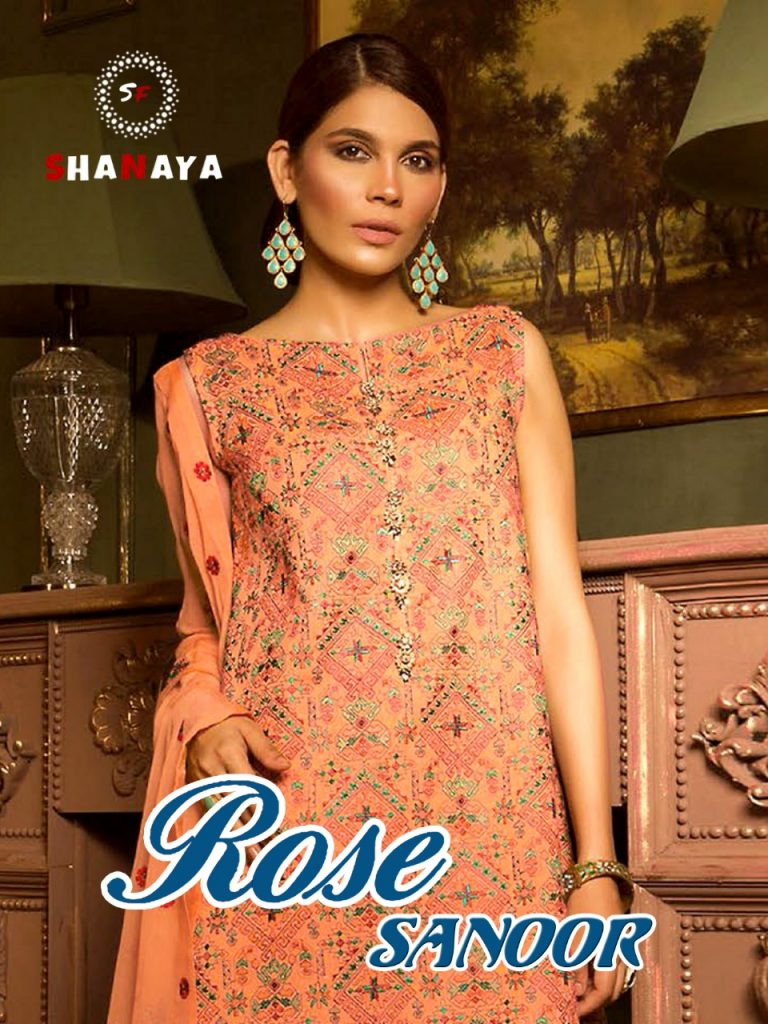 - IMG 20190410 WA0197 2 768x1024 - Shanaya Fashion Rose Sanoor Cambric Pakistani Suit Catalogue Surat Wholesaler Best Price  - IMG 20190410 WA0197 2 768x1024 - Shanaya Fashion Rose Sanoor Cambric Pakistani Suit Catalogue Surat Wholesaler Best Price