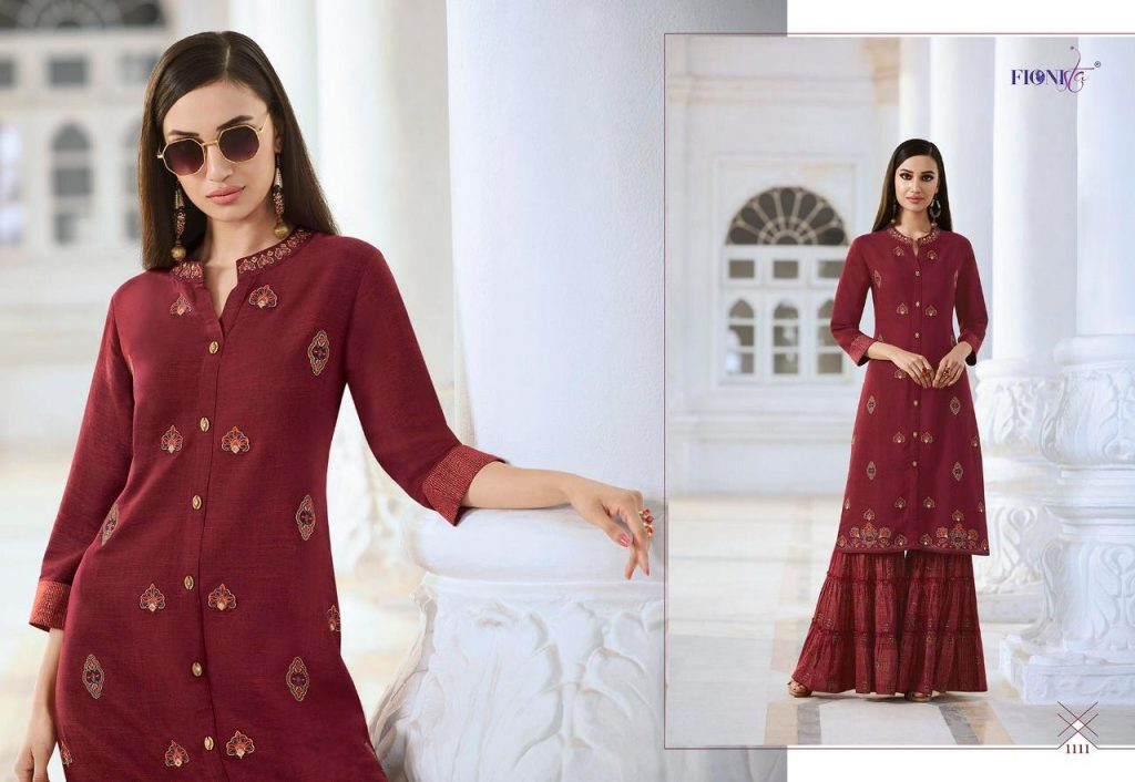 Fionista fable hitlist kurti with gharara palazo catalogue From surat - IMG 20190411 WA0168 1024x706 - Fionista fable hitlist kurti with gharara palazo catalogue From surat Fionista fable hitlist kurti with gharara palazo catalogue From surat - IMG 20190411 WA0168 1024x706 - Fionista fable hitlist kurti with gharara palazo catalogue From surat