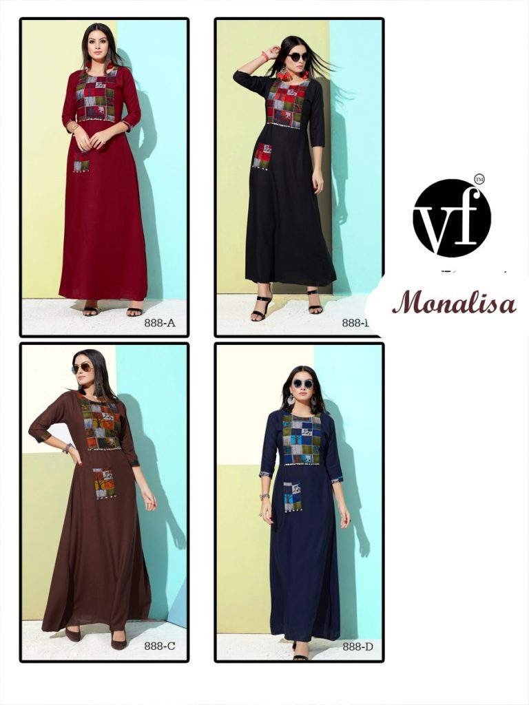 Vf india monalisa stylish rayon print gown catalogue from surat dealer - IMG 20190411 WA0552 768x1024 - Vf india monalisa stylish rayon print gown catalogue from surat dealer Vf india monalisa stylish rayon print gown catalogue from surat dealer - IMG 20190411 WA0552 768x1024 - Vf india monalisa stylish rayon print gown catalogue from surat dealer