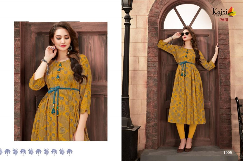 - IMG 20190414 WA0358 1024x682 - Kajri style pari vol 1 stylish printed rayon long kurti catalogue buy wholesale online  - IMG 20190414 WA0358 1024x682 - Kajri style pari vol 1 stylish printed rayon long kurti catalogue buy wholesale online