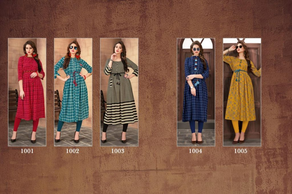 - IMG 20190414 WA0360 1024x682 - Kajri style pari vol 1 stylish printed rayon long kurti catalogue buy wholesale online  - IMG 20190414 WA0360 1024x682 - Kajri style pari vol 1 stylish printed rayon long kurti catalogue buy wholesale online