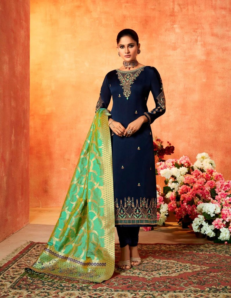 Kessi fabrics Swayamvar Embroidered Georgette straight salwar suit Catalog wholesale price surat - IMG 20190418 WA0130 795x1024 - Kessi fabrics Swayamvar Embroidered Georgette straight salwar suit Catalog wholesale price surat Kessi fabrics Swayamvar Embroidered Georgette straight salwar suit Catalog wholesale price surat - IMG 20190418 WA0130 795x1024 - Kessi fabrics Swayamvar Embroidered Georgette straight salwar suit Catalog wholesale price surat