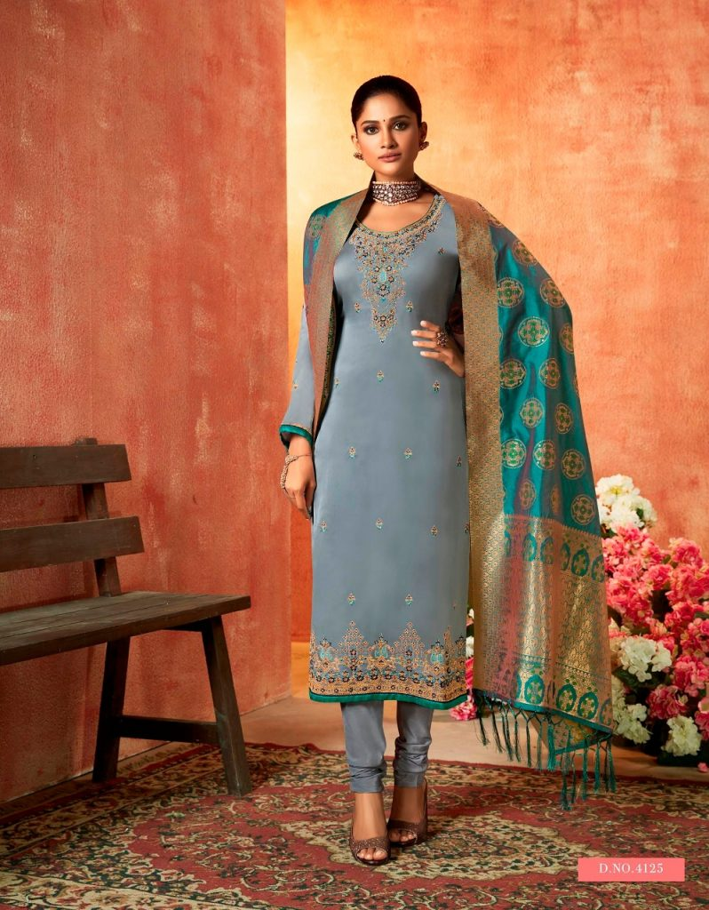 Kessi fabrics Swayamvar Embroidered Georgette straight salwar suit Catalog wholesale price surat - IMG 20190418 WA0132 4 798x1024 - Kessi fabrics Swayamvar Embroidered Georgette straight salwar suit Catalog wholesale price surat Kessi fabrics Swayamvar Embroidered Georgette straight salwar suit Catalog wholesale price surat - IMG 20190418 WA0132 4 798x1024 - Kessi fabrics Swayamvar Embroidered Georgette straight salwar suit Catalog wholesale price surat