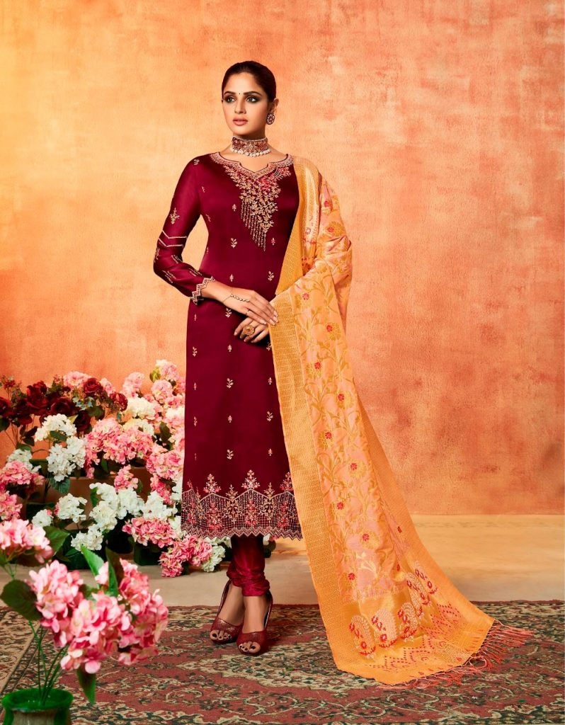 Kessi fabrics Swayamvar Embroidered Georgette straight salwar suit Catalog wholesale price surat - IMG 20190418 WA0134 2 798x1024 - Kessi fabrics Swayamvar Embroidered Georgette straight salwar suit Catalog wholesale price surat Kessi fabrics Swayamvar Embroidered Georgette straight salwar suit Catalog wholesale price surat - IMG 20190418 WA0134 2 798x1024 - Kessi fabrics Swayamvar Embroidered Georgette straight salwar suit Catalog wholesale price surat