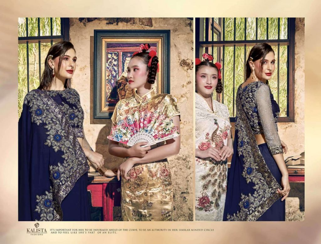 Kalista fashion glorious vol 3 Designer party wear saree latest catalog in wholesale price Surat best rate - IMG 20190418 WA0338 1024x779 - Kalista fashion glorious vol 3 Designer party wear saree latest catalog in wholesale price Surat best rate Kalista fashion glorious vol 3 Designer party wear saree latest catalog in wholesale price Surat best rate - IMG 20190418 WA0338 1024x779 - Kalista fashion glorious vol 3 Designer party wear saree latest catalog in wholesale price Surat best rate