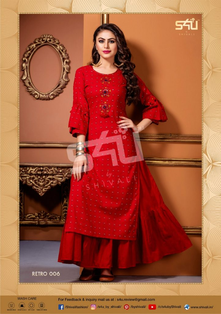S4u by shivali retro 2019 summer collection stylish kurti catalog surat best price buy online - IMG 20190418 WA0479 1 722x1024 - S4u by shivali retro 2019 summer collection stylish kurti catalog surat best price buy online S4u by shivali retro 2019 summer collection stylish kurti catalog surat best price buy online - IMG 20190418 WA0479 1 722x1024 - S4u by shivali retro 2019 summer collection stylish kurti catalog surat best price buy online