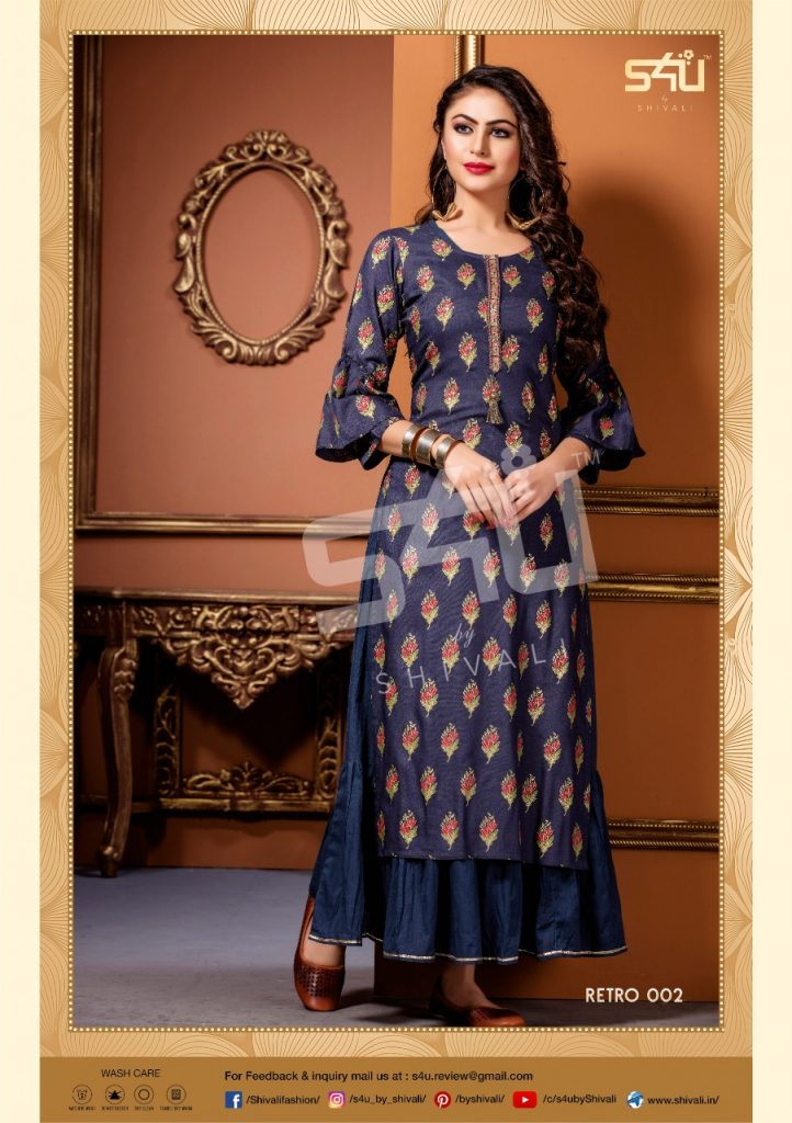 S4u by shivali retro 2019 summer collection stylish kurti catalog surat best price buy online - IMG 20190418 WA0484 1 722x1024 - S4u by shivali retro 2019 summer collection stylish kurti catalog surat best price buy online S4u by shivali retro 2019 summer collection stylish kurti catalog surat best price buy online - IMG 20190418 WA0484 1 722x1024 - S4u by shivali retro 2019 summer collection stylish kurti catalog surat best price buy online